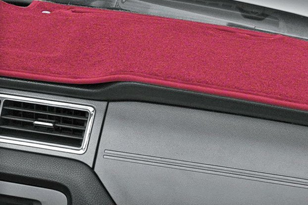 Red Coverking PolyCarpet Dash Cover