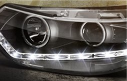 Led Style Headlight Assembly