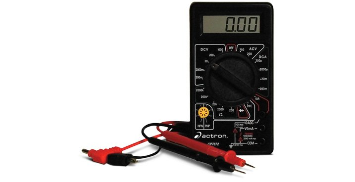 actron digital multitester digital multimeter basics carid com test wiring harness with multimeter at nearapp.co