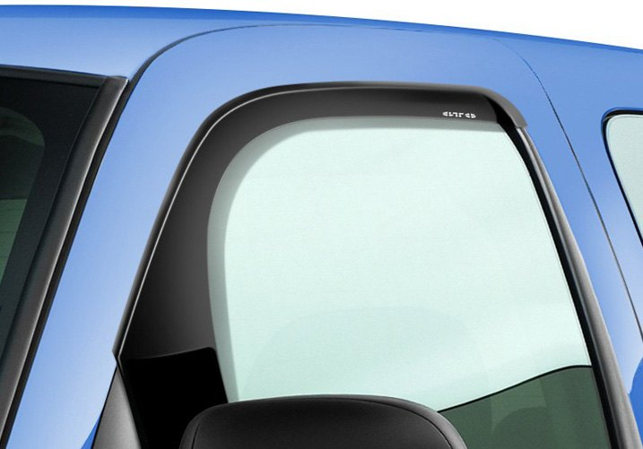 GTS Smoke Bubble Ventguards Window Deflector