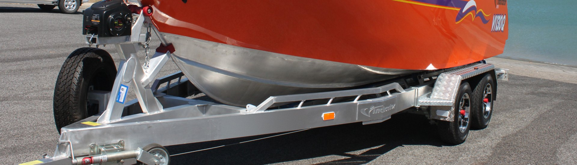 Do You Dip Your Boat Trailer In The Water? Take a Look Here