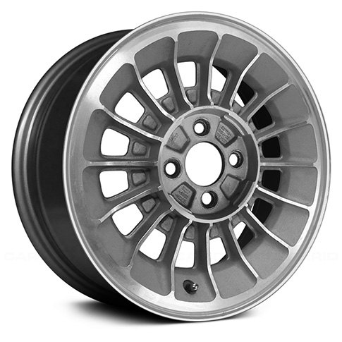Remanufactured Wheel After