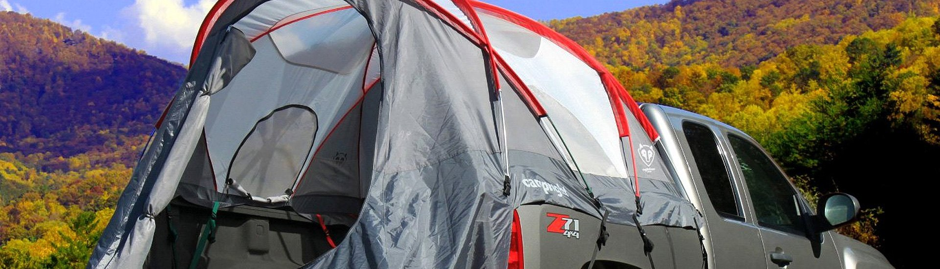 The Five Best Reasons to Spring For an Automotive Tent