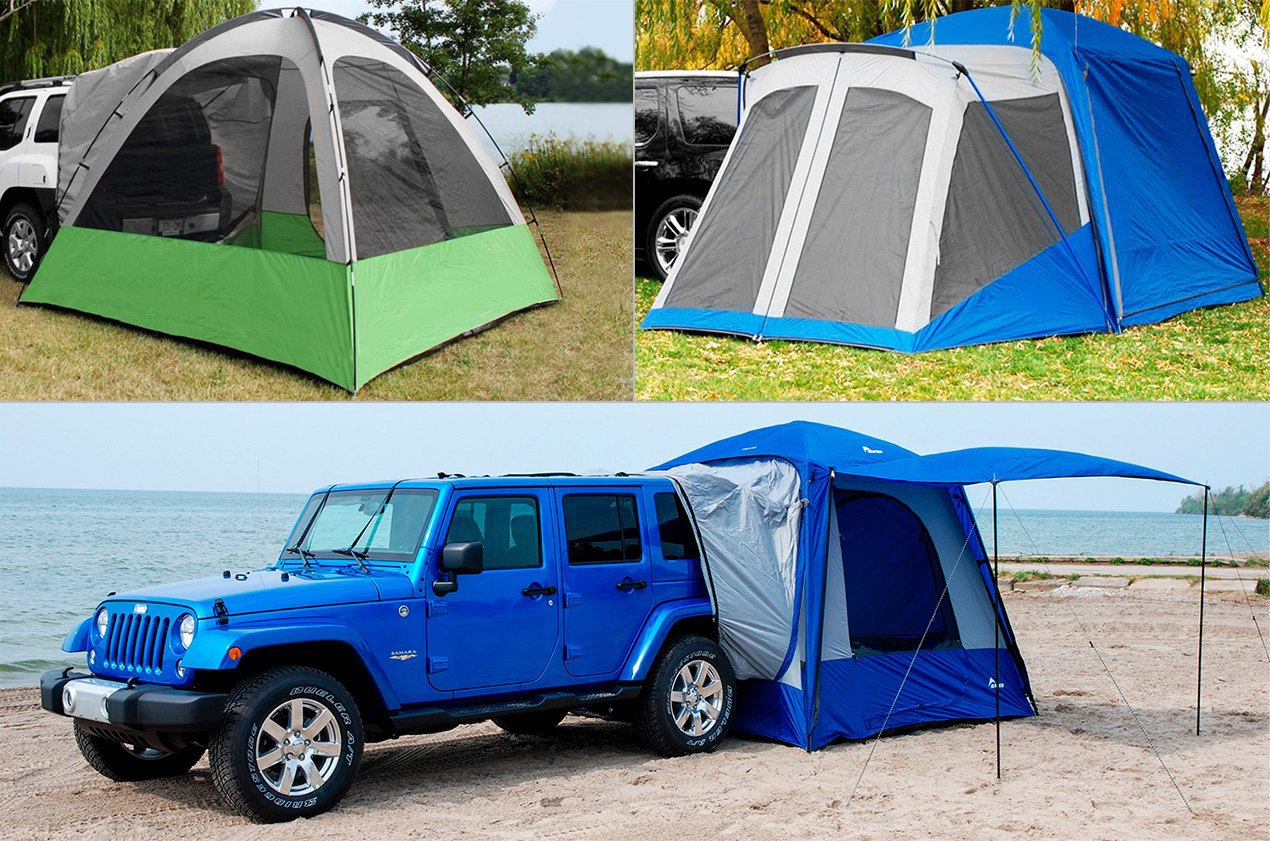 Ground-Level Tents For Wagons & The Five Best Reasons to Spring For an Automotive Tent