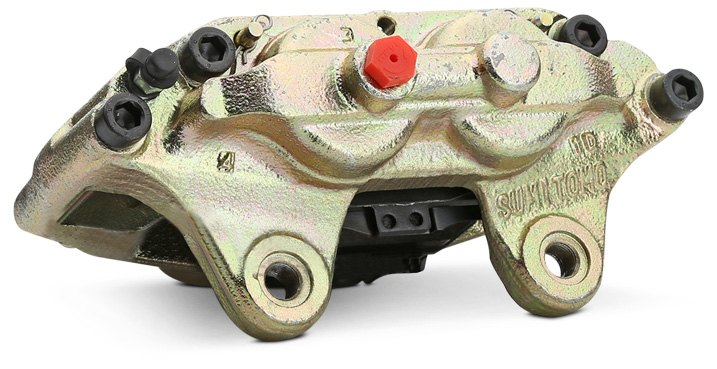 Loaded Brake Caliper