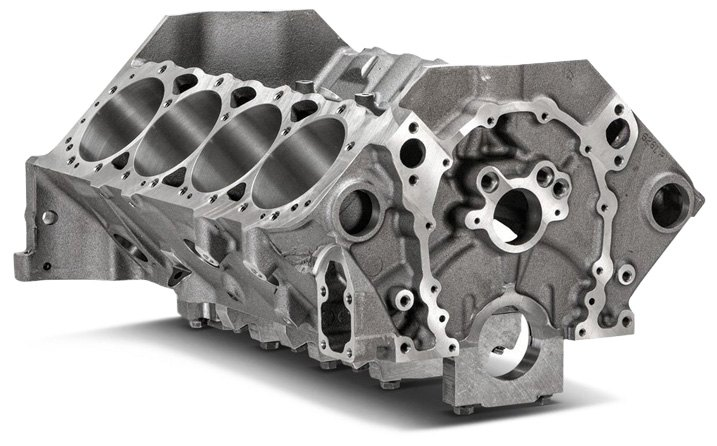 Inline Engine Block