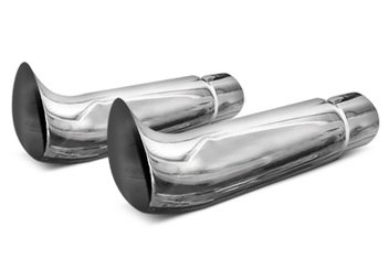 Elf Ear Exhaust Tips