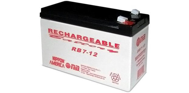 Nippon America Rechargeable Battery