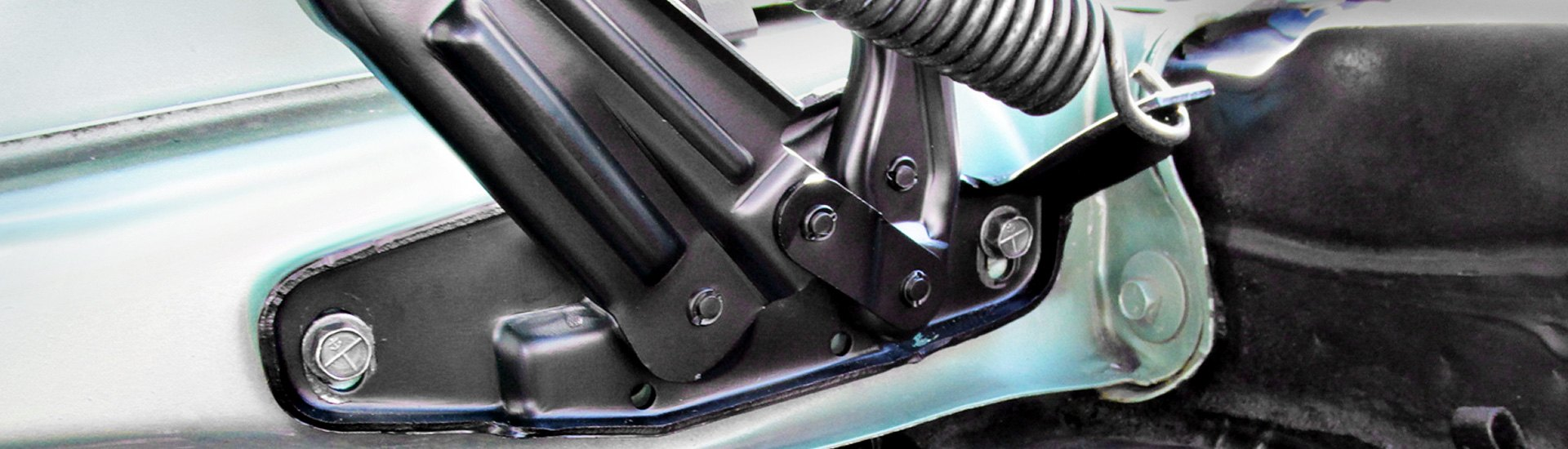 Hood Hinges & Springs | Replacing Your Hood's 'Weak Link'