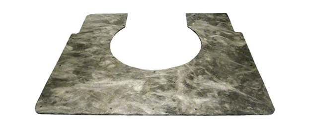 Gray Goodmark Hood Insulation Kit