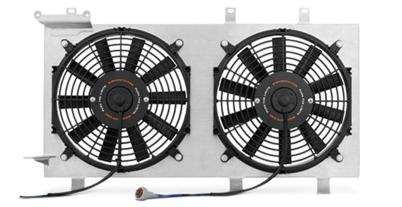 Mishimoto Electric Fan With Aluminum Shroud