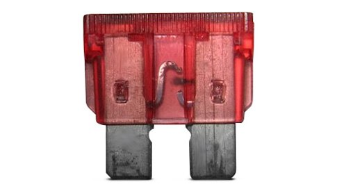 the blown blade style fuse how to check and replace fuses automotive fuse box replacement at bakdesigns.co
