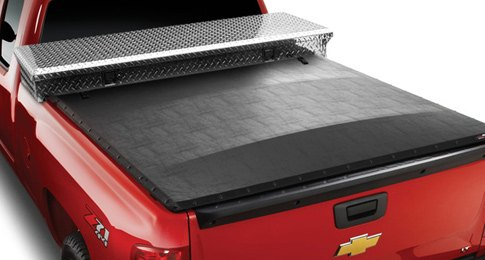 Extang FullTilt Tool Box Hinged Snap Seals Tonneau Cover