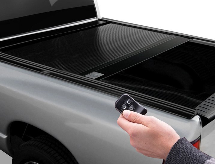 Retrax Powertrax PRO MX Retractable Tonneau Cover