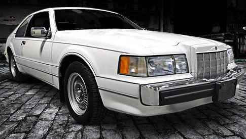 1984 Lincoln Euro Style Headlights