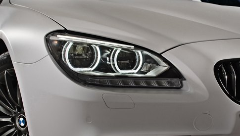 BMW OEM U-Bar Halo Rings