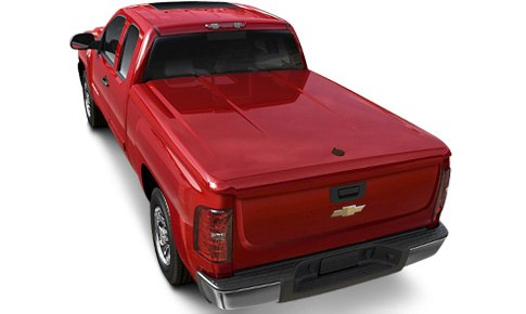 Hinged Tonneau Cover