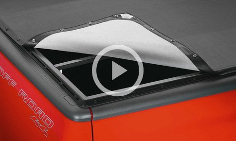 Hinged Tonneau Covers Video