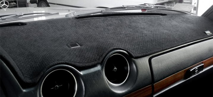 Non-Molded Cover On Dashboard
