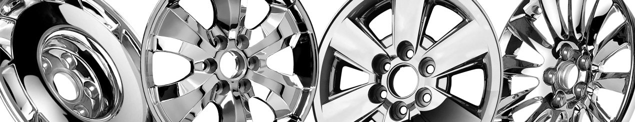 Chrome Imposter Wheel Skins
