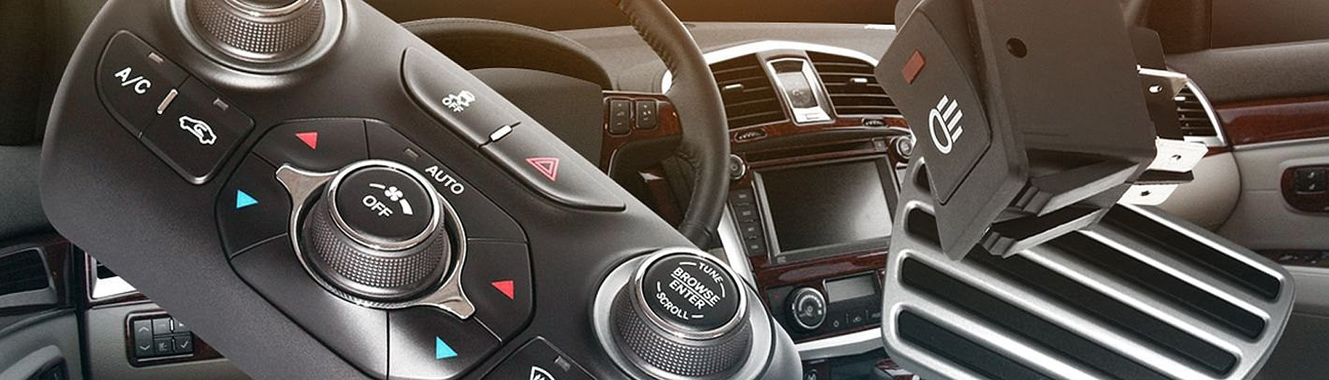 Interior Parts Restore Your Passenger Compartment's Functions