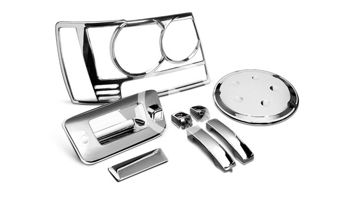 Chrome Accessories Line