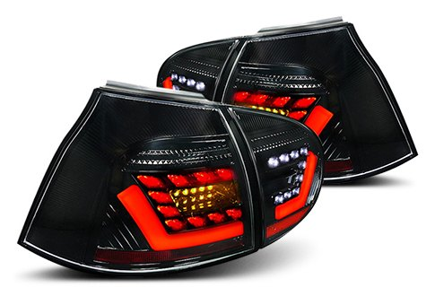 Pair Of Tail Lights