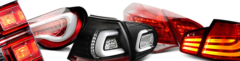 Tail Lights In Different Designs