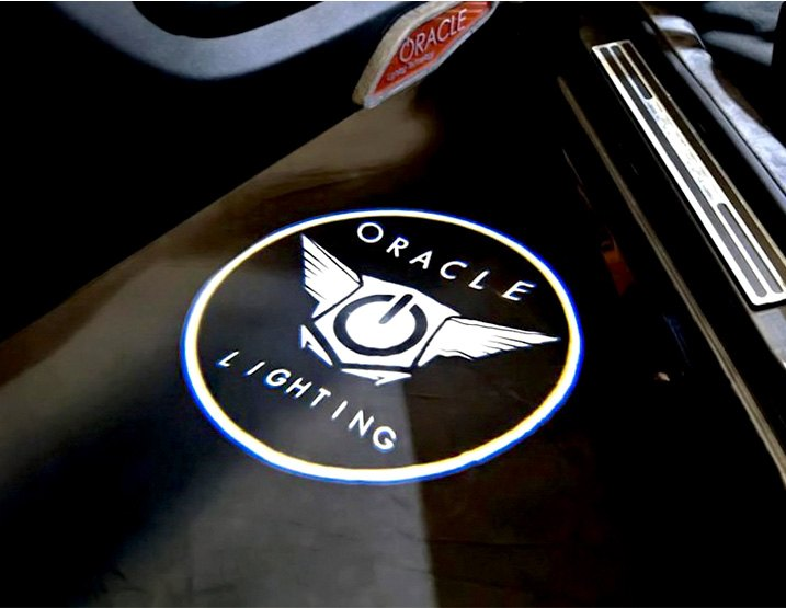 Oracle Lighting GOBO LED Door Projector