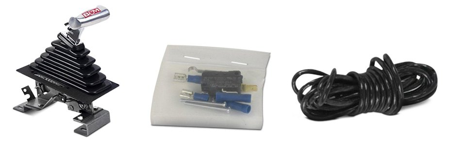 B&M Sport Shifter And Back-Up Light Switch Kit