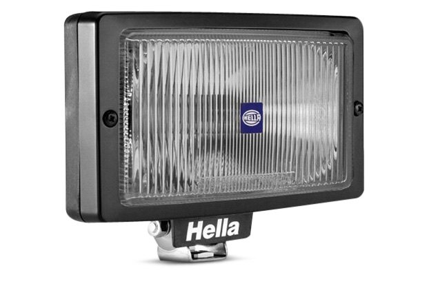 Hella Jumbo 220 Rectangular Fog Light