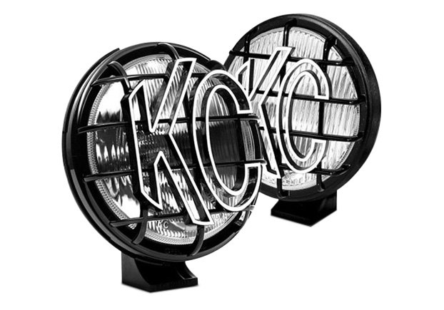 "KC Hilites Apollo Pro 6"" 100W Fog Lights"