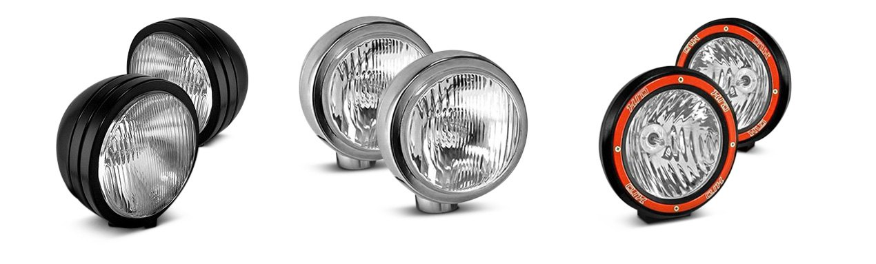 Rugged Ridge HID/Xenon Fog Lights