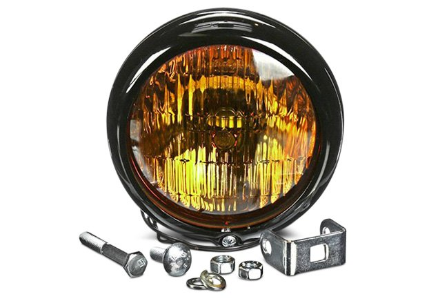 Truck-Lite Yellow Round Fog Light Kit