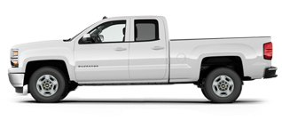 2015 Chevy Silverado Double Cab