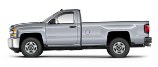 2015 Chevy Silverado Regular Cab