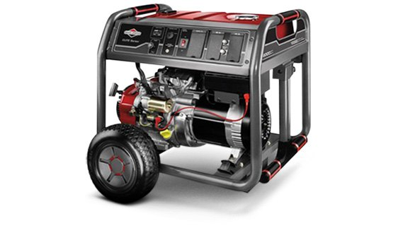 Briggs Stratton Elite Series Portable Generator