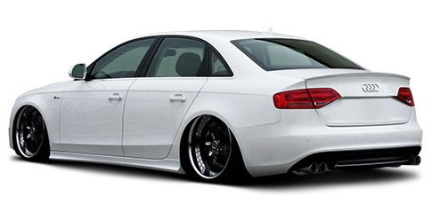 Audi Equipped With AFE Mach Force XP Exhaust System
