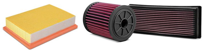 Stock Vs. Aftermarket Air Filter