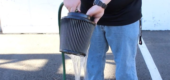 Washing Cotton Air Filter