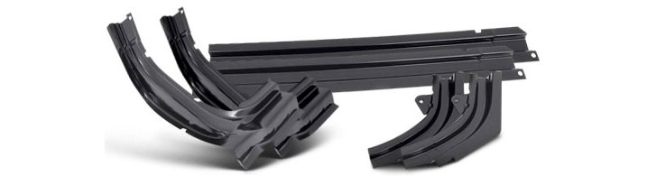 Replacement Trunk Gutters