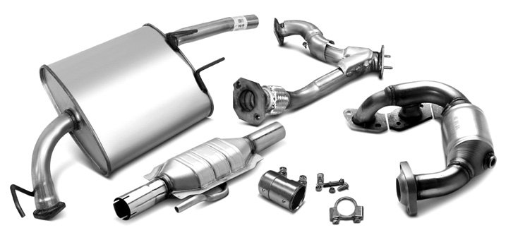 Bosal Replacement Exhaust Kit
