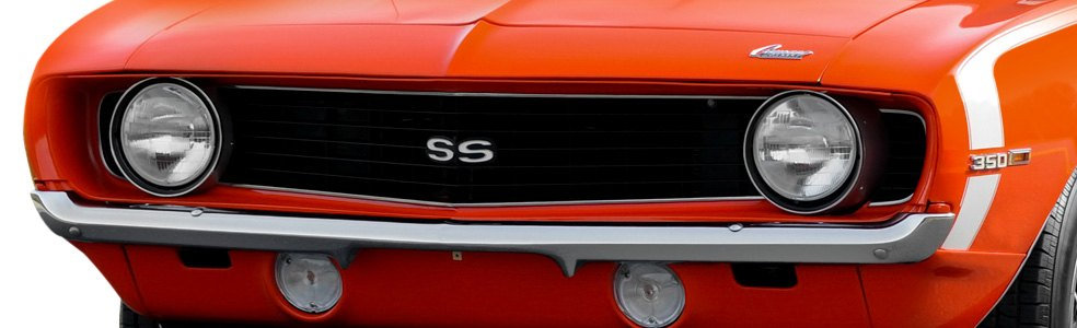 Chevy Camaro SS Replacement Grille