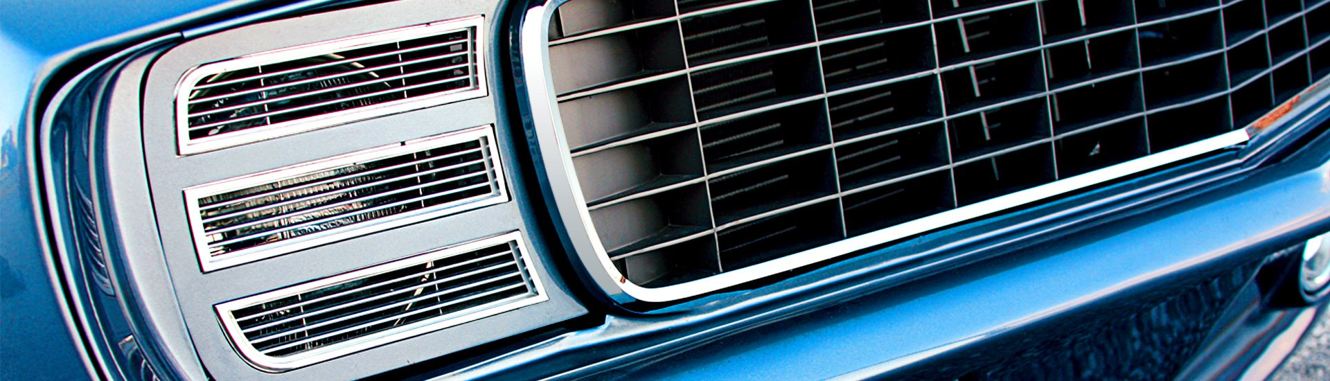 Replacement Grilles | How To Keep That Factory Fresh Look
