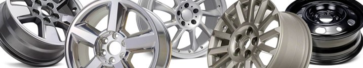 Replica Alloy Wheels Variety