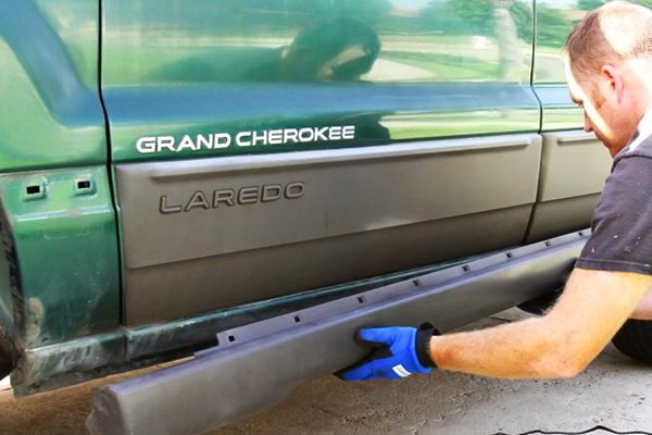 Rocker Panels What Are They And Where Are They