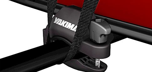 L-Shaped Bracket Piece From Yakima KeelOver Canoe Carrier