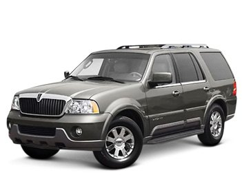 Lincoln Navigator With Running Boards