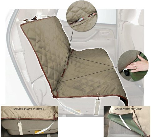 Pets & custom seat covers