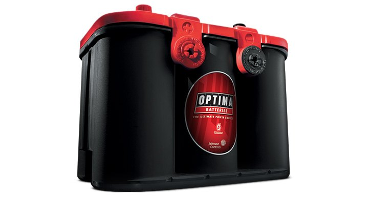 Optima RedTop Battery